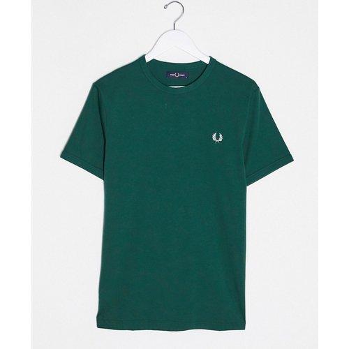 T-shirt à bords contrastés - Fred Perry - Modalova