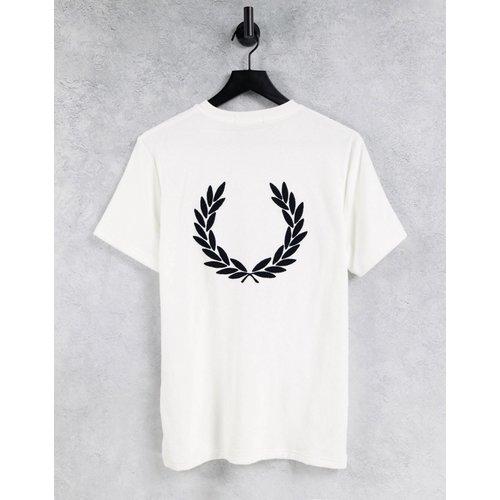 T-shirt en tissu éponge - Fred Perry - Modalova