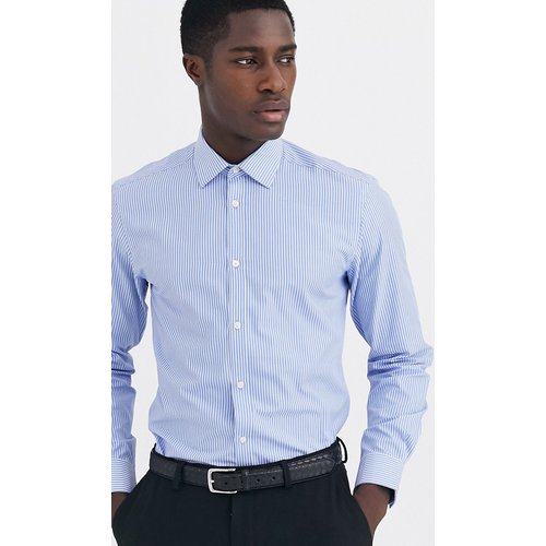 Chemise coupe slim à rayures - French Connection - Modalova