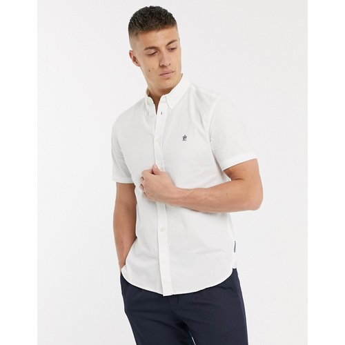 Chemise oxford manches courtes - French Connection - Modalova