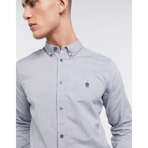Essentials - Chemise Oxford - French Connection - Modalova