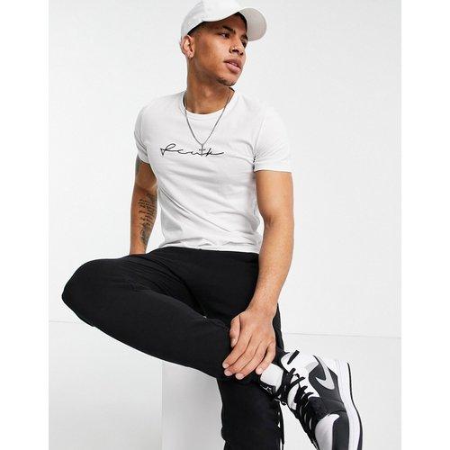 T-shirt à inscription «FCUK» - French Connection - Modalova