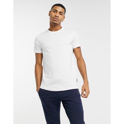 T-shirt coupe carrée en coton biologique - French Connection - Modalova