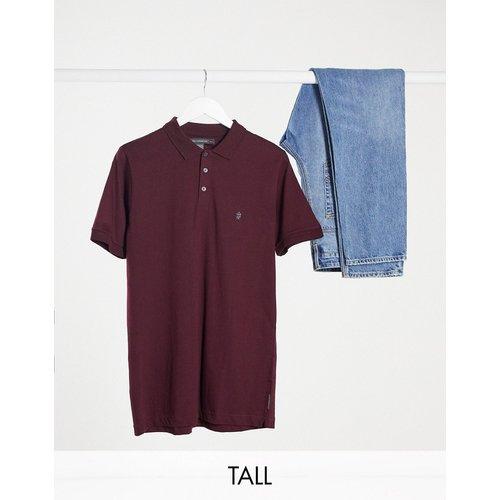 Tall- Polo - Bordeaux - French Connection - Modalova