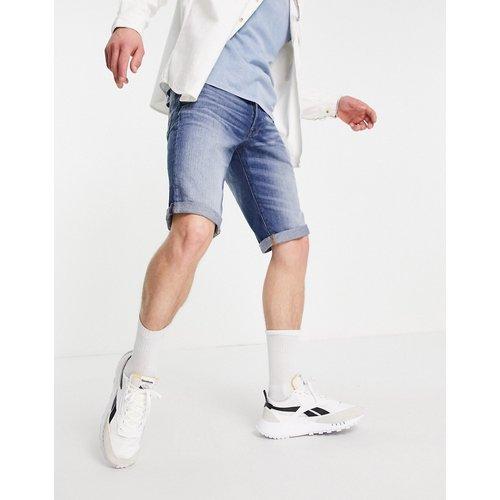 Short en jean délavé clair - G-Star - Modalova