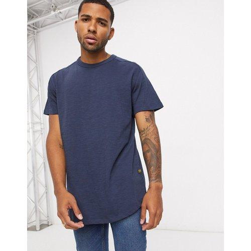 Originals - T-shirt avec étiquette à logo - Bleu marine - G-Star - Modalova