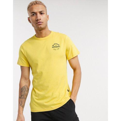 Originals - T-shirt avec logo cercle - G-Star - Modalova