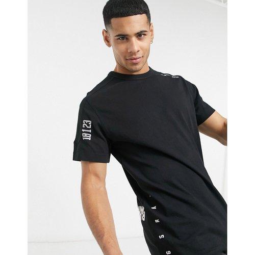 T-shirt à inscription sur la manche - G-Star - Modalova