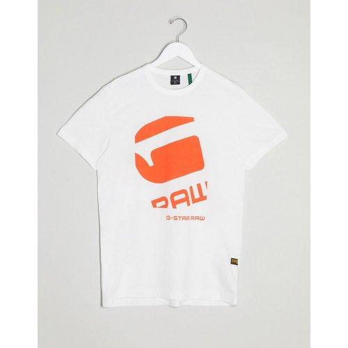 T-shirt à logo oblique - G-Star - Modalova