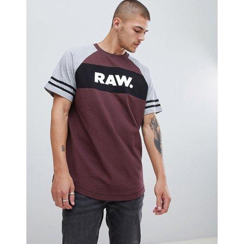 T-shirt avec logo et manches raglan - G-Star - Modalova