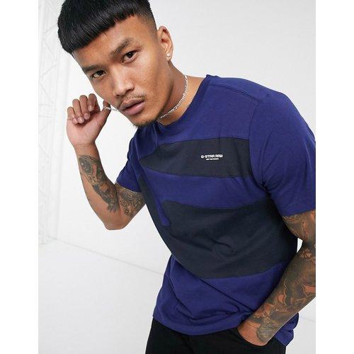 T-shirt effet coupé-cousu - G-Star - Modalova