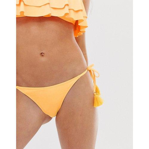 Bas de bikini noué sur les côtés - Glamorous - Modalova