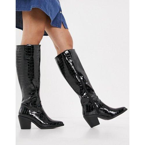 Bottes style western hauteur genoux - Glamorous - Modalova