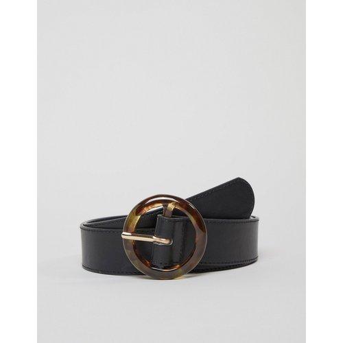 Ceinture pour jean taille et hanches à boucle circulaire - /écaille - Glamorous - Modalova