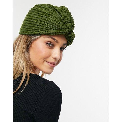 Chapeau croisé côtelé - Kaki - Glamorous - Modalova