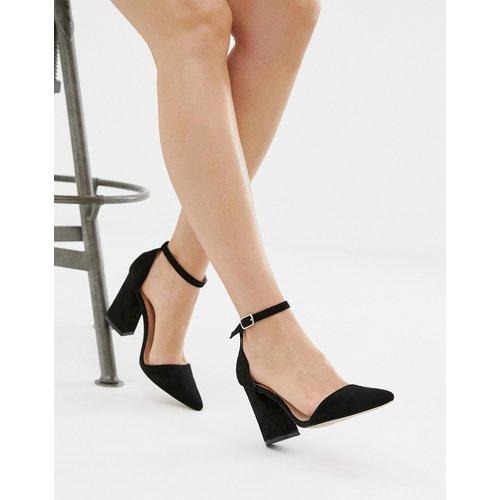 Chaussures à talons carrés et bout pointu - Glamorous - Modalova