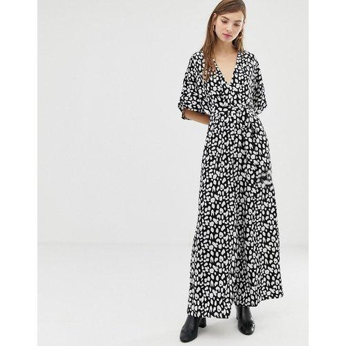 Combinaison à manches kimono - Léopard ton sur ton - Glamorous - Modalova