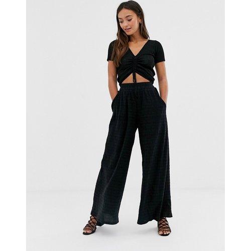 Jupe-culotte plissée métallisée - Glamorous - Modalova