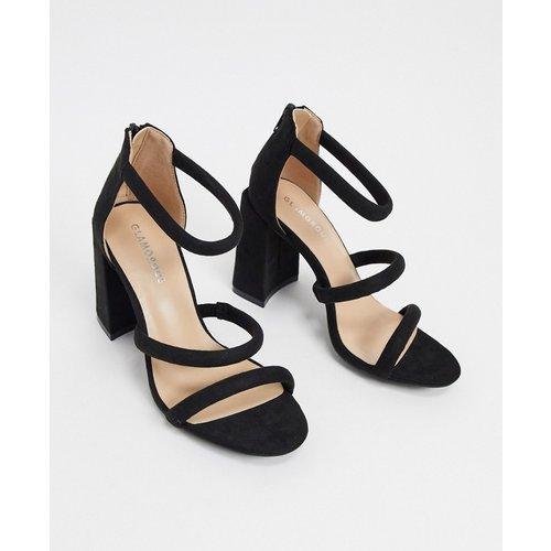 Sandales à talons carré - Glamorous - Modalova