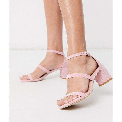 Sandales à talons carrés - pâle - Glamorous - Modalova