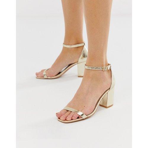 Sandales à talons larges - Glamorous - Modalova