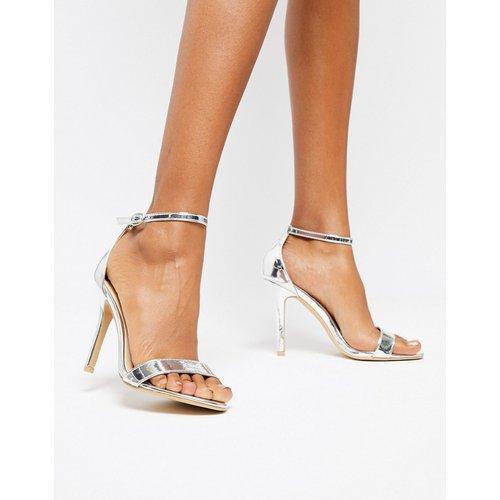 Sandales à talons minimalistes effet miroir - é - Glamorous - Modalova