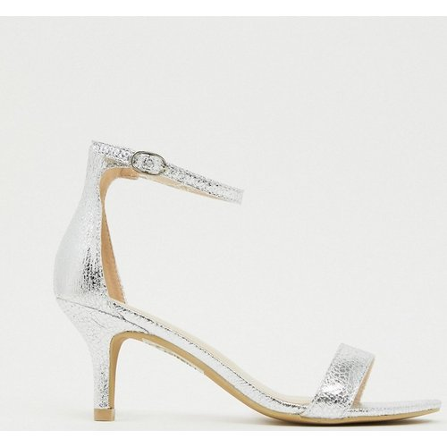 Sandales minimalistes à petits talons - Glamorous - Modalova