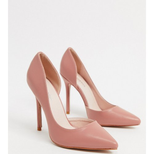 D'orsay - Escarpins - Blush - Glamorous Wide Fit - Modalova