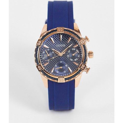 Guess - Montre - Bleu marine - Guess - Modalova