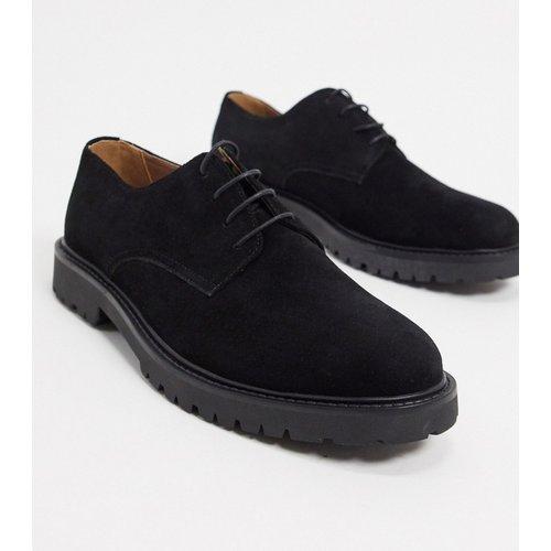 Atol- Chaussures chunkyen daim à lacets - H by Hudson - Modalova