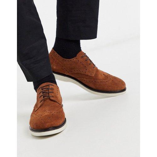Calverstone - Chaussures Richelieu classiques à semele blanche - H by Hudson - Modalova