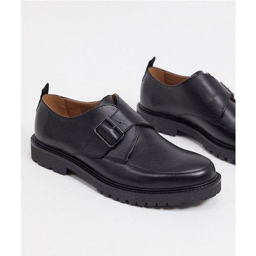 Finke- Chaussures derby chunkyen cuir - H by Hudson - Modalova