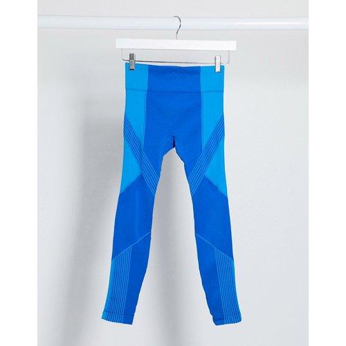 HIIT - Legging sans coutures - Bleu - HIIT - Modalova