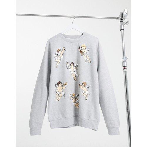HNR LDN - Sweat-shirt motif chérubin - Honour - Modalova