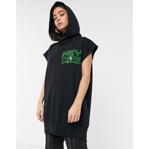Hey there - Hoodie long sans manches - House Of Holland - Modalova