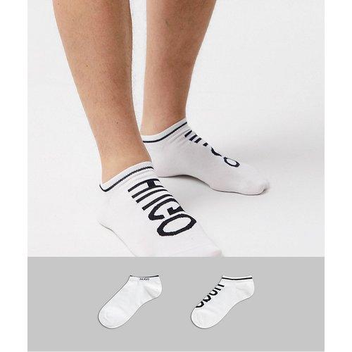 HUGO - bodywear - Lot de 2 paires de chaussettes de sport avec logo - HUGO Bodywear - Modalova