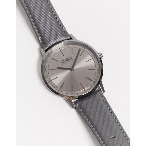 Hugo - Exist - Montre avec bracelet en cuir - Boss - Modalova