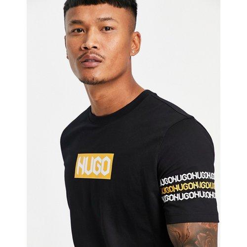 Hugo - Dake - T-shirt - Noir - HUGO - Modalova