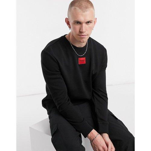 Diragol - Sweat-shirt à logo encadré contrasté - HUGO - Modalova