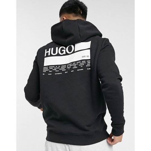 Doyano - Hoodie avec logo au dos - HUGO - Modalova