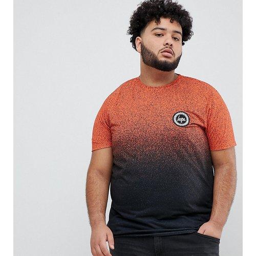 T-shirt à imprimé moucheté - - Exclusivité ASOS - Hype - Modalova