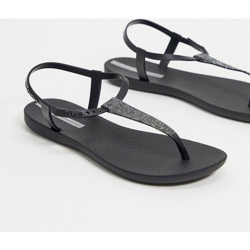 - Pop - Sandales plates à effet scintillant - Ipanema - Modalova