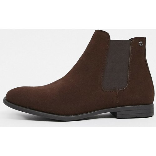 Bottines Chelsea imitation daim - jack & jones - Modalova
