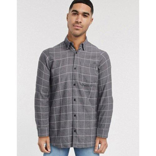 Chemise à carreaux avec poche - jack & jones - Modalova