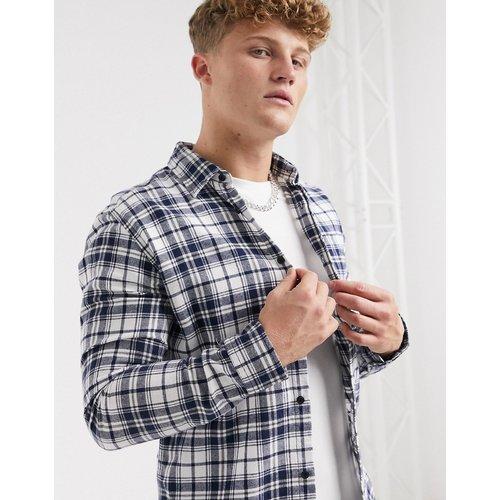 Chemise en flanelle à carreaux - jack & jones - Modalova
