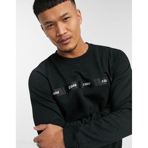 Core - Sweat-shirt avec bande - (ensemble) - jack & jones - Modalova