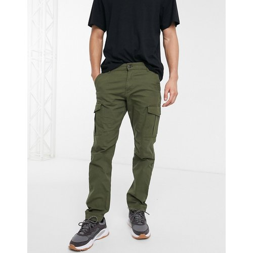 Intelligence - Pantalon cargo - Kaki - jack & jones - Modalova