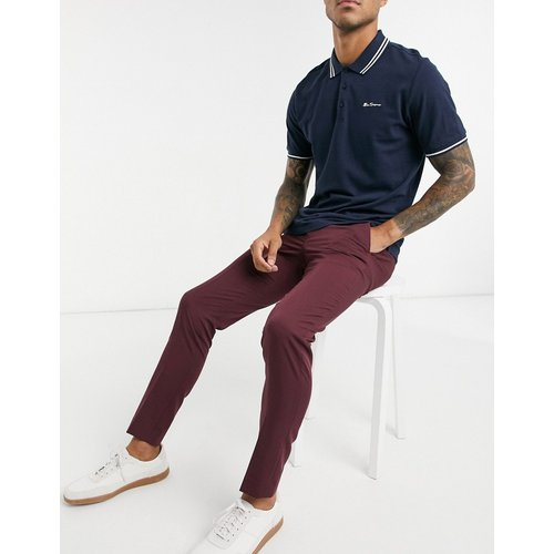 Premium - Pantalon de costume - Bordeaux - jack & jones - Modalova
