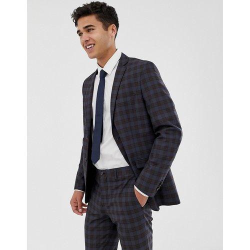 Premium - Veste de costume ajustée à carreaux Heritage - jack & jones - Modalova