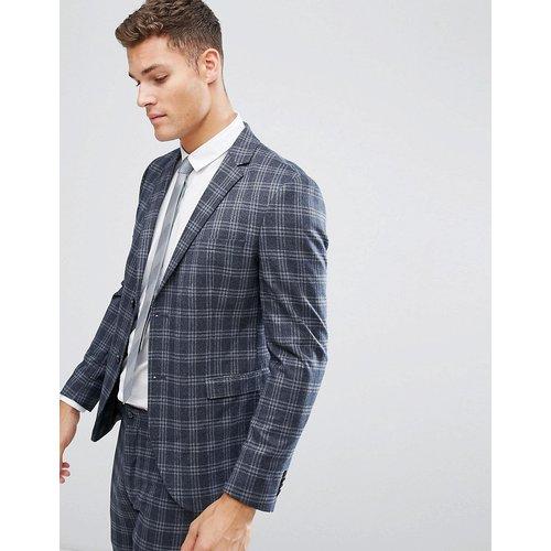 Premium - Veste de costume ajustée à gros carreaux - jack & jones - Modalova